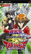 PSP Yu-Gi-Oh! Duel Monsters GX: Tag Force PlayStation Portable Japan F/S