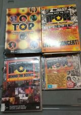 Long Way To The Top Series Live in Concert 10th Anniversary 6 Dvd CD Oz Abc