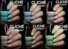 SPRINKLE SAND CLICHE NAIL POLISH NEW COLORS CHRISTMAS limited edition