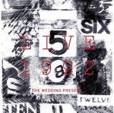 THE WEDDING PRESENT - LIVE 1992 2 CD NEW+