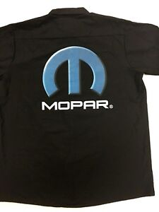 MOPAR  SHIRT    ( WORK SHIRT )