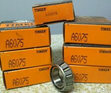 Timken A6075 Roller Bearing Cone Lot Of 7 Nos