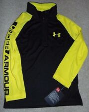 ~NWT Boys UNDER ARMOUR 1/4th Zip Long Sleeve Shirt! Size 4 Nice:)!