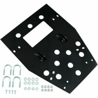 Universal ATV//Utility Winch Mounting Plate FREE EXPEDITED SHIPPING! NEW IN BOX