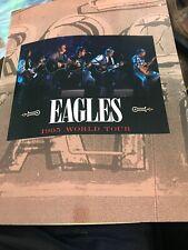 1995 World Tour Concert Program Eagles Glenn Frey Don Henley