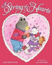 String of Hearts by Laura Malone Elliott (2010, Hardcover)