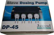 DP 4 S Slave Dosing Pump 4-fach Erweiterungsmodul für Jebao / Jecod Dosierpumpen