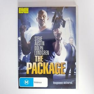 The Package Movie DVD Region 4 PAL Free Postage - Action Steve Austin