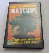 Julius Caesar (DVD) RARE 1970 Charlton Heston & Jason Robards Free Shipping