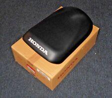 HONDA RUCKUS 50,NPS50 SCOOTER BLACK SEAT ASSEMBLY 77100-GEZ-J00ZA, 07-18