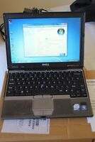 *** REFURBISHED DELL LATITUDE D430 LAPTOP  ***