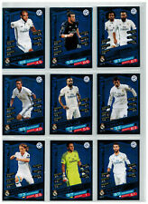 13x Real Madrid Team Set Winners Match Attax Championsleague 16/17