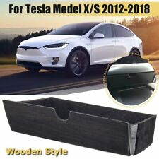 Center Console Organizer Storage Box Drawer Tray Cubby Case For Tesla Model X S