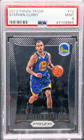 Stephen Curry 2012-13 Panini Prizm 1st YEAR PRIZM #72 PSA 9 GS Warriors 📈🔥