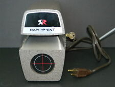 RAPIDPRINT AR-E DOCUMENT TIME STAMP RECORDED TIME PUNCH KEY INCLUDED