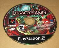Legacy of Kain: Defiance (Game Only) Playstation 2 PS2 Fast Shipping