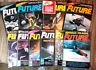 1978-1979 FUTURE Magazine #1,2,3,4,8,9,10 from Starlog- Individual Issues