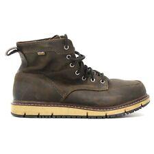 "Keen Mens San Jose 6"" WP Outdoor Aluminum Toe Hiking Boots US 10.5 EE WIDE EU 44"