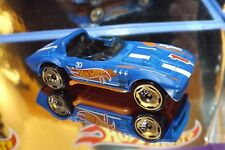 2018 Hot Wheels CORVETTE GRAND SPORT ROADSTER HW 50th RACE TEAM. LOOSE CAR