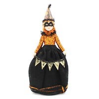 "12"" Bethany Lowe Magic Halloween Doll Large Collection Figurine Collectible"
