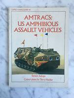 Amtracs: US Predator Luce Arco Subacqueo Tattico Anfibio Assalto Vehicles Steven