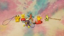 Pokemon Capsule Gachapon Toy Figure Lot Japan Yujin TOMY Gashapon