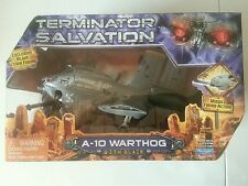 Terminator Salvation A-10 WARTHOG with Exclusive Blair Action Figure Mint In Box