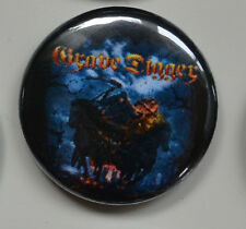 Grave Digger return of the Reaper Button (o263) 162523