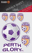 Perth Glory iTag UV Sticker Sheet