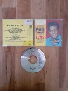 Elvis Presley - Pot Luck (1962)               CD Album