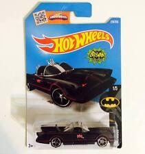 Hotwheels 2016 BATMAN - TV SERIES BATMOBILE - Hot