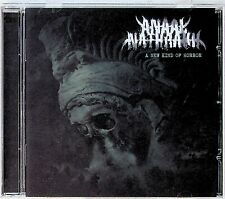 Anaal Nathrakh ‎– A New Kind Of Horror CD (2018) Death Metal Grindcore Mistress