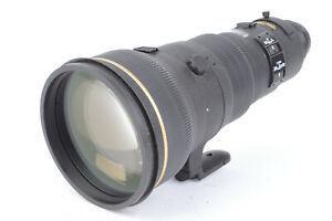 Nikon AF-S NIKKOR 400mm f/2.8D ED Telephoto Lens w/ Hood, CT-402 Case  #P1441