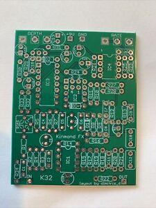 Small Clone Chorus PCB- Build An Effects Pedal