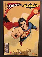 SUPERMAN ET BATMAN (Panini) - T15 : juin 2009