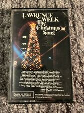 Lawrence Welk: The Christmas Song (Cassette, 1977, Pickwick)