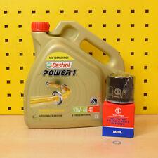 Honda VT 1100 Ombre vidange D'huile 89-07 huile Filtre À Meiwa Cypacc 10w40 SC