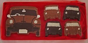 Hand-made Belgian Chocolate Mini Car Gift box