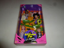 NEW LIL FRIENDS OF KELLY TARGET SPECIAL EDITION HALLOWEEN FUN GIFT SET 23796 NIB