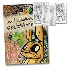 Joe Ledbetter Sketchbook