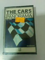 The Cars Panorama Hispavox - Cinta Cassette Nueva
