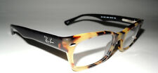 RAY BAN RB 5150 5608 TORTOISE AND BLACK EYEGLASS FRAMES  135  50-19