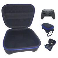 For Nintendo Switch Pro Controller Joy-con Hard Protective Case Bag Cover Black