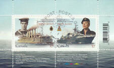 Canada 2010 Canadian Navy Souvenir Sheet