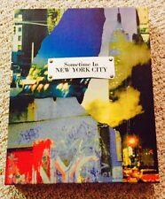 SOMETIME IN NYC-BOB GRUEN & YOKO ONO-SIGNED-GENESIS PUBLICATIONS-JOHN LENNON