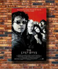 W285 Art The Lost Boys (1987) Movie Vampires -20x30 24x36in Poster - Hot Gift