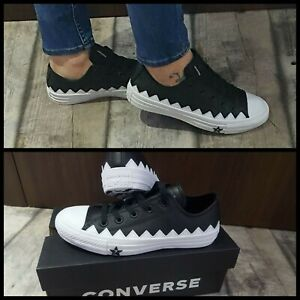 Converse leather Size uk 3.5 New