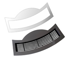 3 x Schutzfolie für Jura S8 - E8 - MODELL 2018 - Tassenablage - Tassenplattform