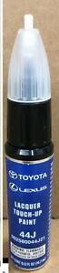 Genuine Toyota 00258-0044J-21 INTENSE BLUE METALLIC Touch-Up Paint Pen 13 ml New