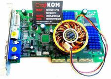 NVIDIA GeForce FX 5200  128MB DDR SDRAM AGP 4x/8x...
